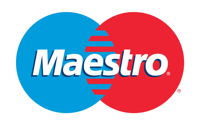 We accept Maestro payments