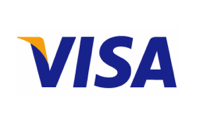 We accept Visa payments