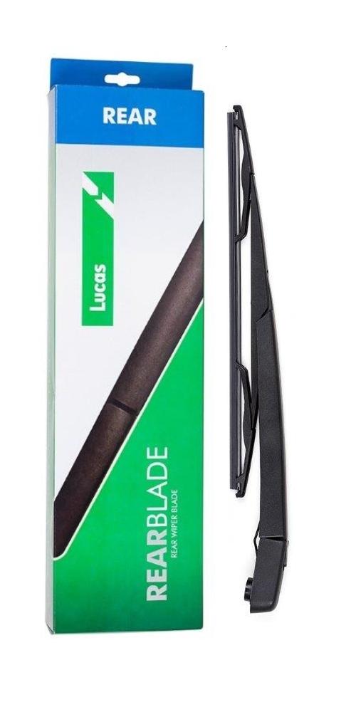 "REAR WINDSCREEN WIPER BLADE FOR VAUXHALL CORSA C MK2 VAN 2000-2006 400MM 16/"""