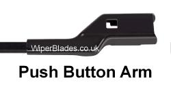 New Push Button Wiper Arm
