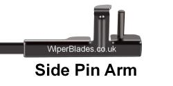 New Side Pin Wiper Arm