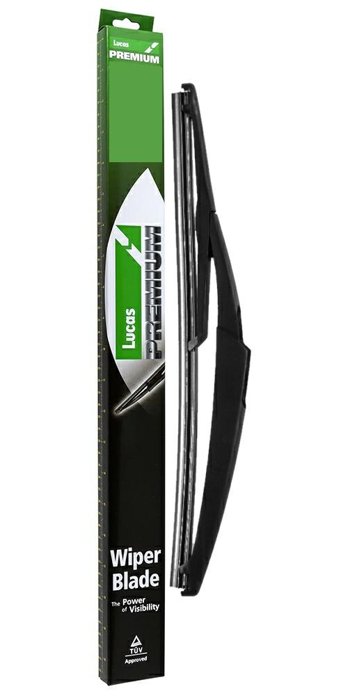 1 - Rear Wiper Blade Packaging