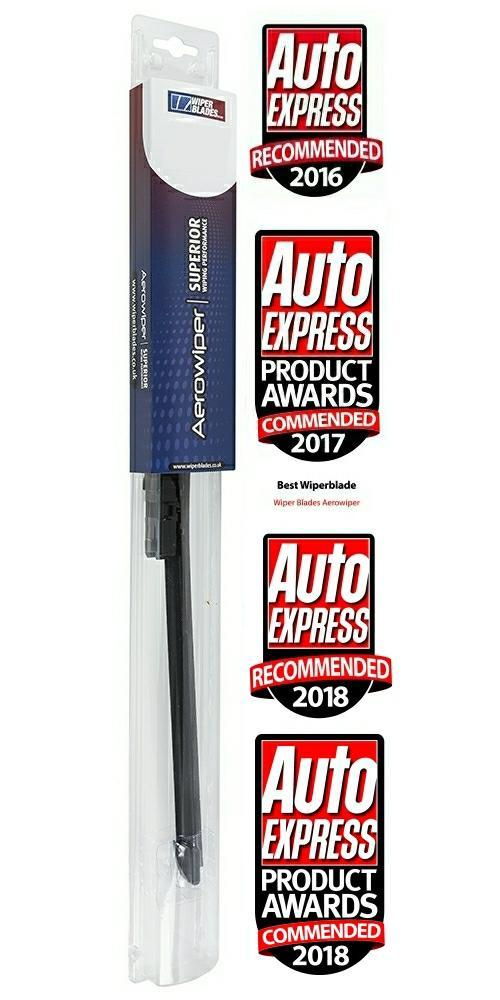 "For Volvo Multilple Models New Front Windscreen Wiper Blades Set 26/""20/"" in UK"