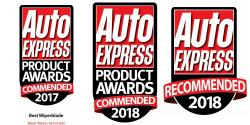 Auto Express Wiper Blades Awards