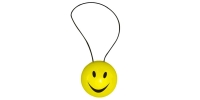 Smiley Air Freshner