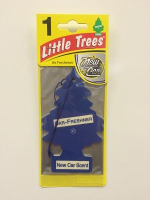 little trees new car scent air freshener. Black Bedroom Furniture Sets. Home Design Ideas